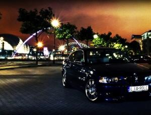 """BMW 320Ci 00′ usługa: pakiet """"extreme detail"""""""