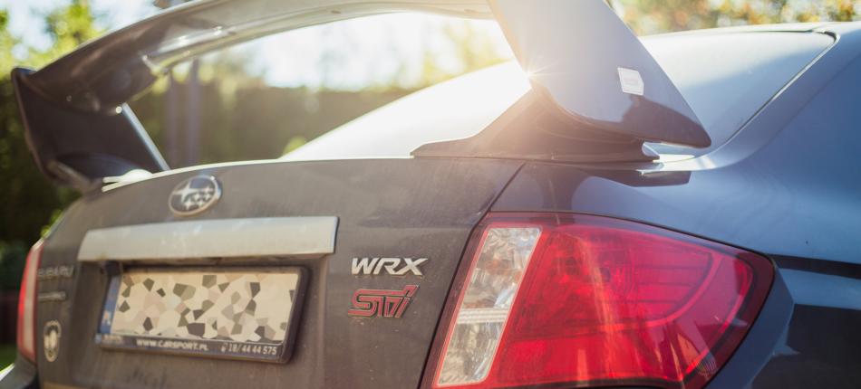 Subaru Impreza WRX STI – pakiet indywidualny